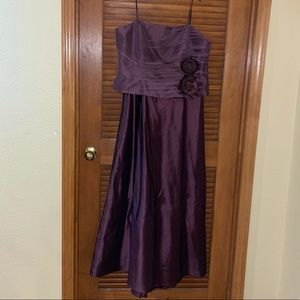 Sz 16 Mother of bride dress from David's Bridal